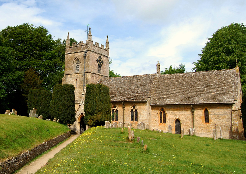 St Peters Church Upper Slaughter
