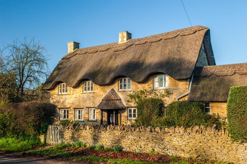 The Best Of Cotswold Cottages Country Cycles