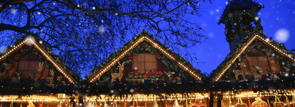 Christmas markets in the cotswolds